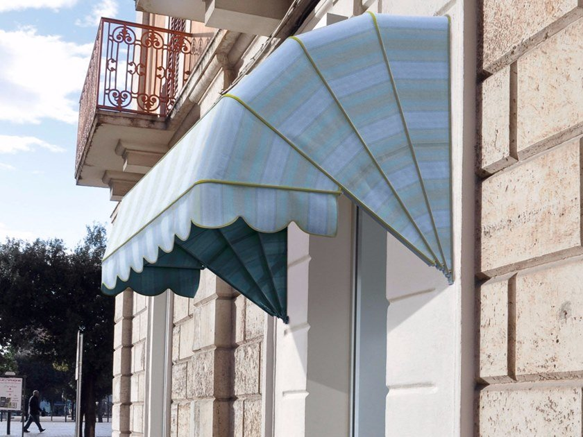 Basket awning 50 GRADINI by Frigerio Tende da Sole