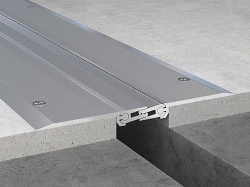 Aluminium Structural joint NOVOJUNTA® PRO METAL SP50 by EMAC Italia