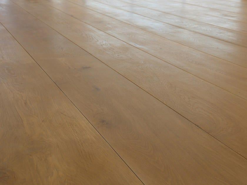 Oak floorboards 500 SERIES - OAK by pur natur