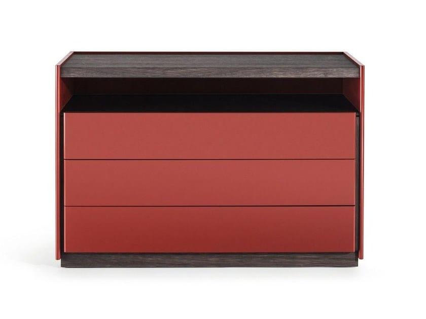 Cassettiera in legno 5050 | Cassettiera by Molteni&C
