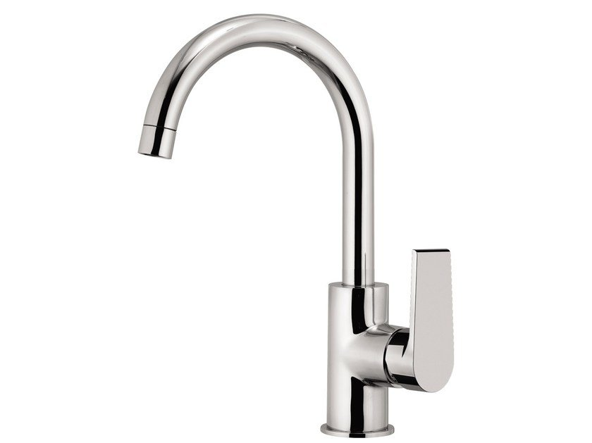 Kitchen mixer tap with swivel spout ARTIC 506-AT | Kitchen mixer tap by Rubinetterie Mariani