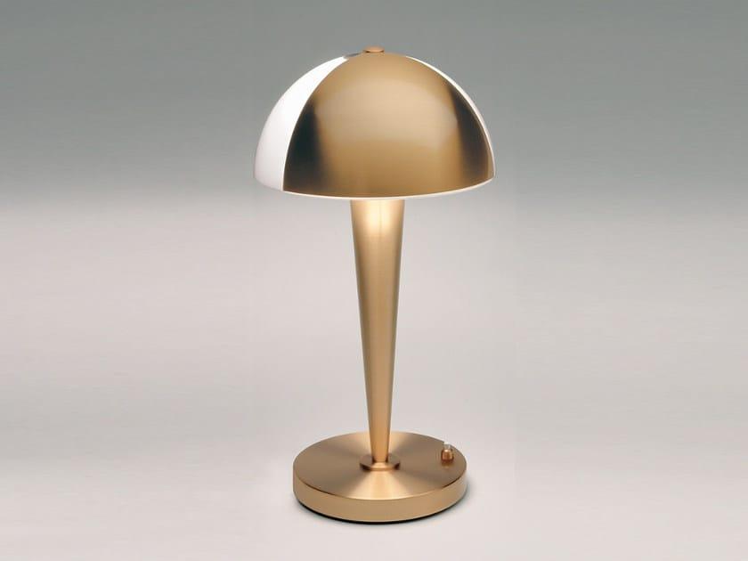Direct light desk lamp 509 BIS   Desk lamp by Jean Perzel