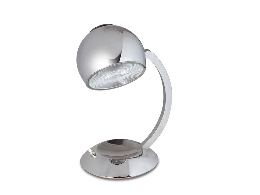 Lampe de chevet pour éclairage direct 511 BIS | Lampe de chevet by Jean Perzel