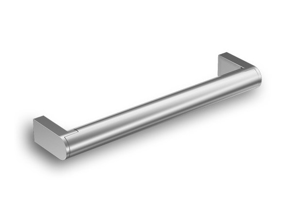 Modular steel Bridge furniture handle 520 | Furniture Handle by Cosma