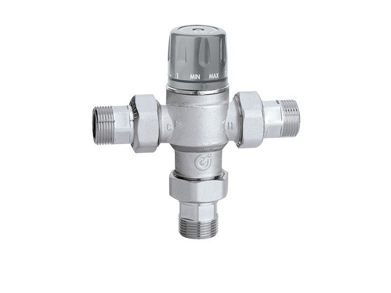Valve, sluice, sluice gate for system 5218 | Valve, sluice, sluice gate for system by CALEFFI