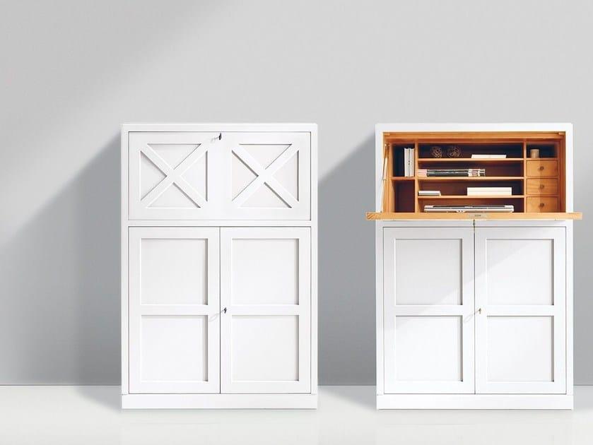 Wooden secretary desk 5348 by MARKTEX
