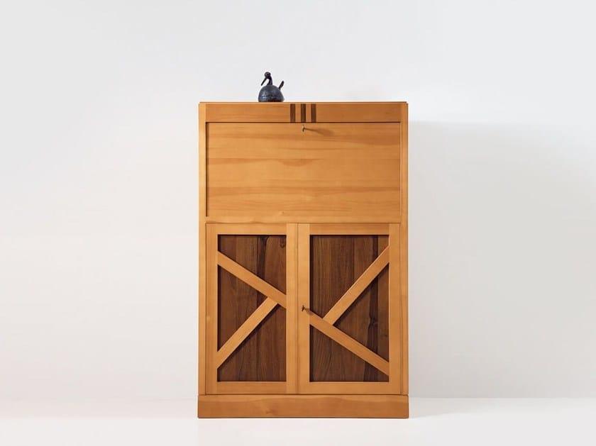Wooden secretary desk 5371 by MARKTEX