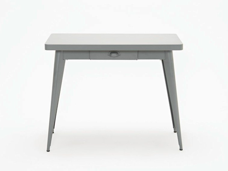 Rectangular console table with drawers 55   Console table by Tolix