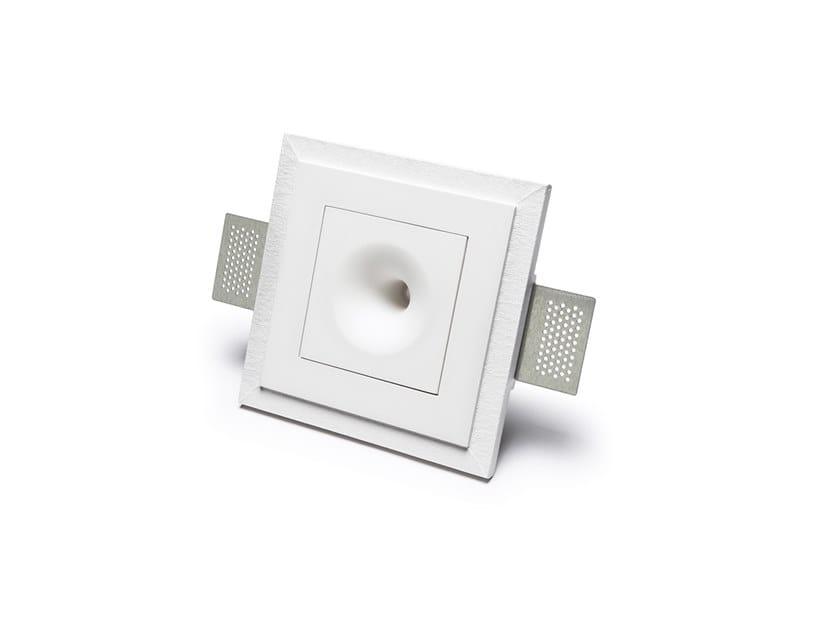 Rosone in Cristaly® ad incasso per sospensioni 5505B by 9010 novantadieci