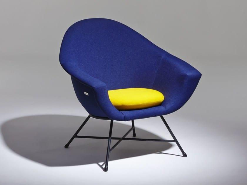 Armchair with armrests 57 | Armchair by Burov