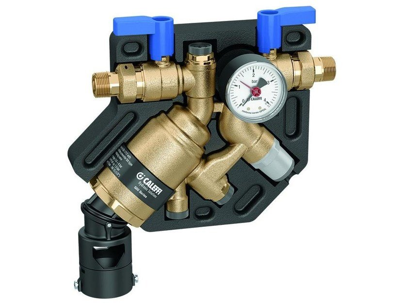 Compact backflow preventers 580   Compact backflow preventers by CALEFFI