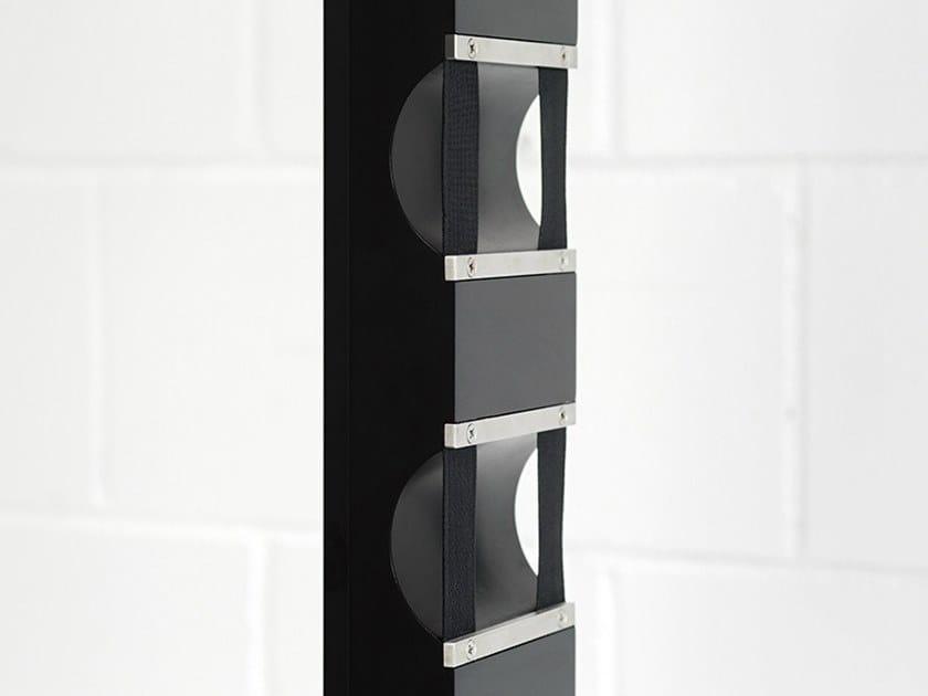 ART580   Portabottiglie da parete