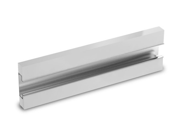 Contemporary style aluminium Furniture Handle 580 | Furniture Handle by Cosma