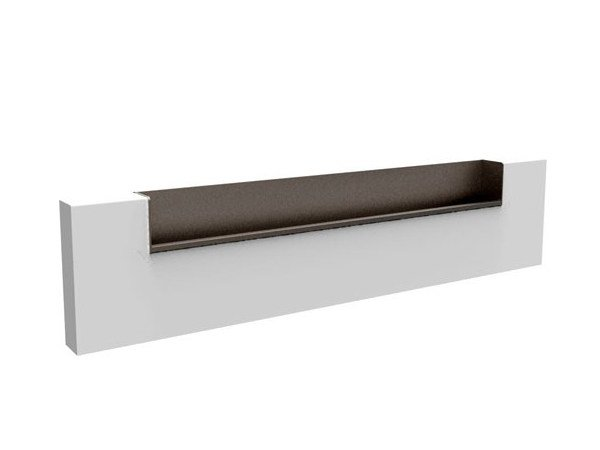 Modular Recessed Furniture Handle 583 | Furniture Handle by Cosma