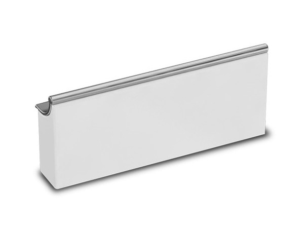 Contemporary style aluminium Furniture Handle 584 | Furniture Handle by Cosma