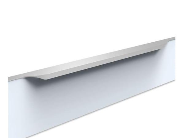Maniglia per mobili in alluminio in stile moderno 586 | Maniglia per mobili by Cosma