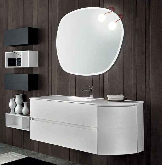 Bathroom furniture set 59 by RAB Arredobagno