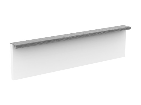 Contemporary style aluminium Furniture Handle 597 | Furniture Handle by Cosma