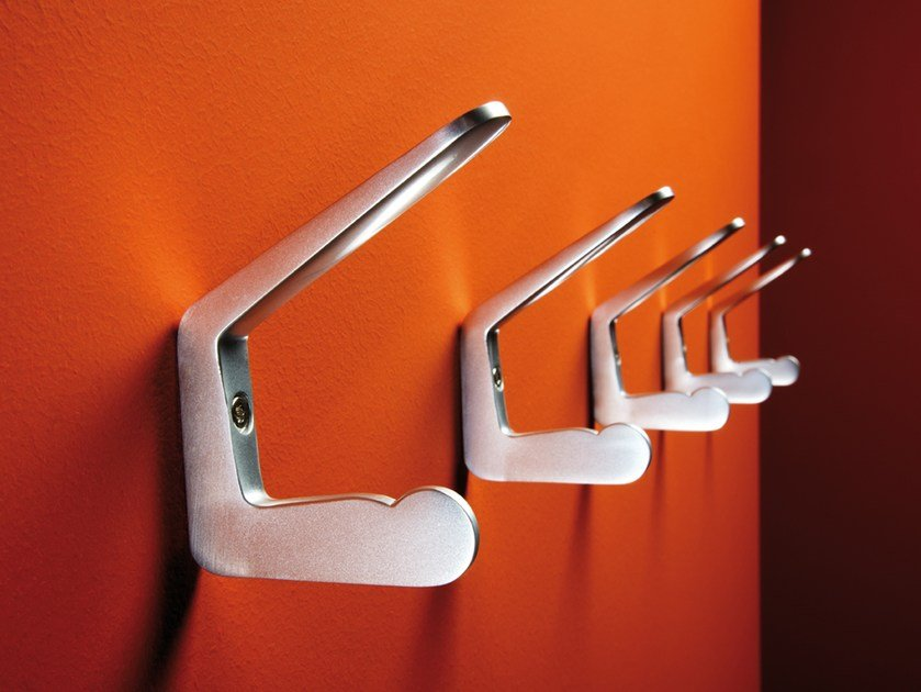 Metal wall hook 8ER by rosconi