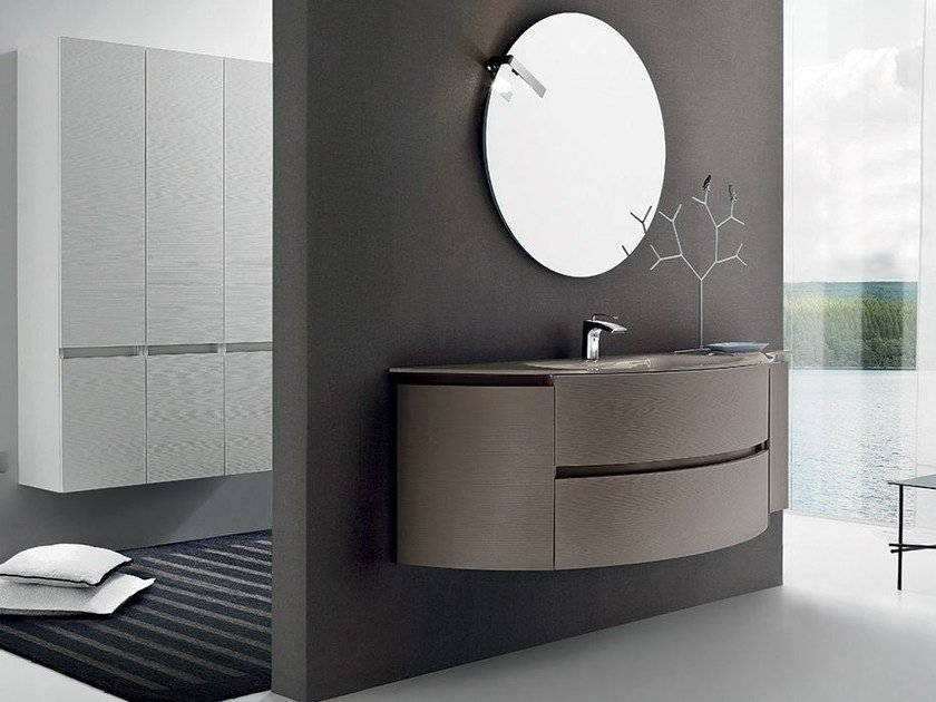 Bathroom furniture set 60 by RAB Arredobagno