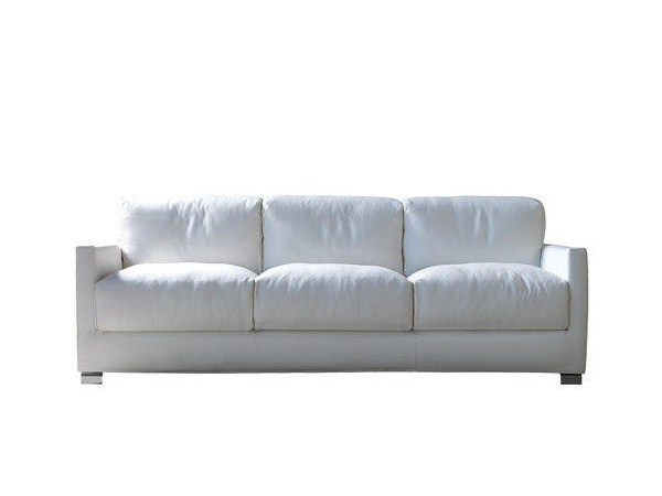 3 seater fabric sofa 600 LITTLE   3 seater sofa by Vibieffe