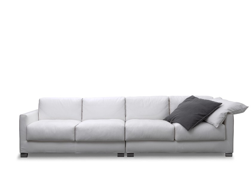 Sectional fabric sofa 600 LITTLE | Sectional sofa by Vibieffe