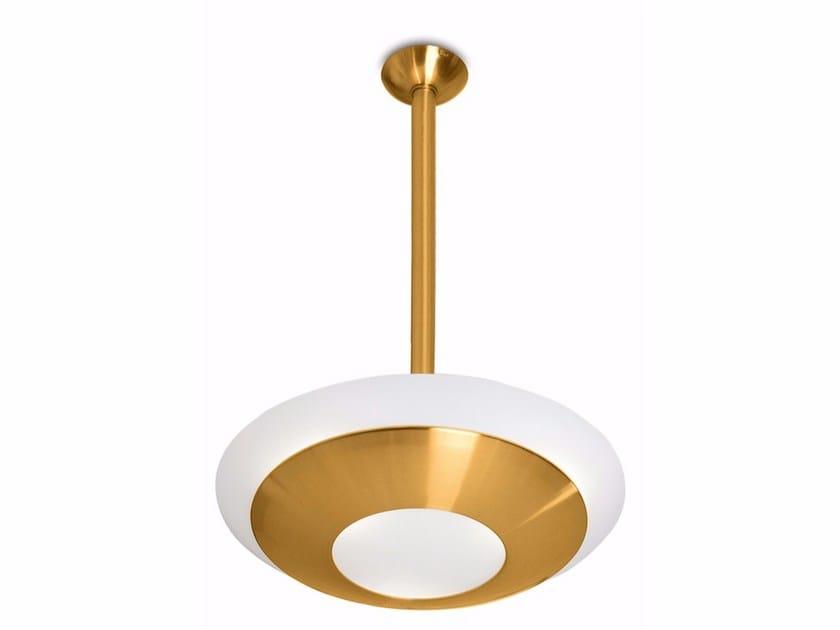 Direct light pendant lamp 601 | Pendant lamp by Jean Perzel