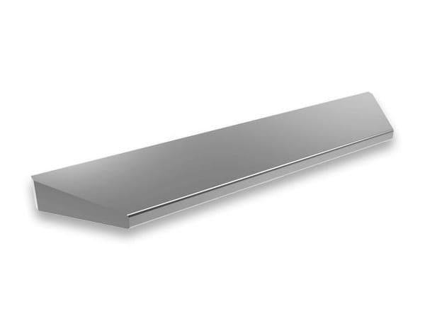 Contemporary style modular aluminium Furniture Handle 607 | Furniture Handle by Cosma