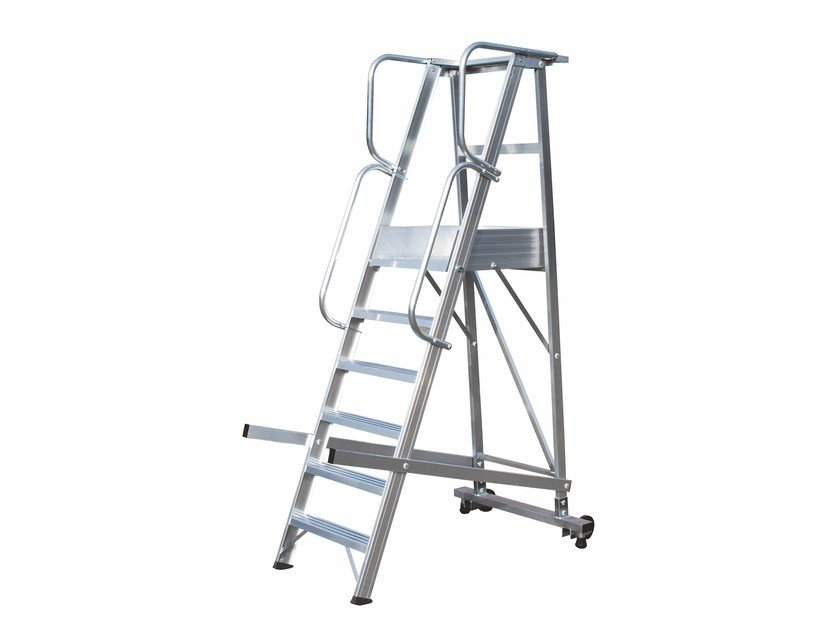Heavy duty ladder 6083 by Frigerio Carpenterie