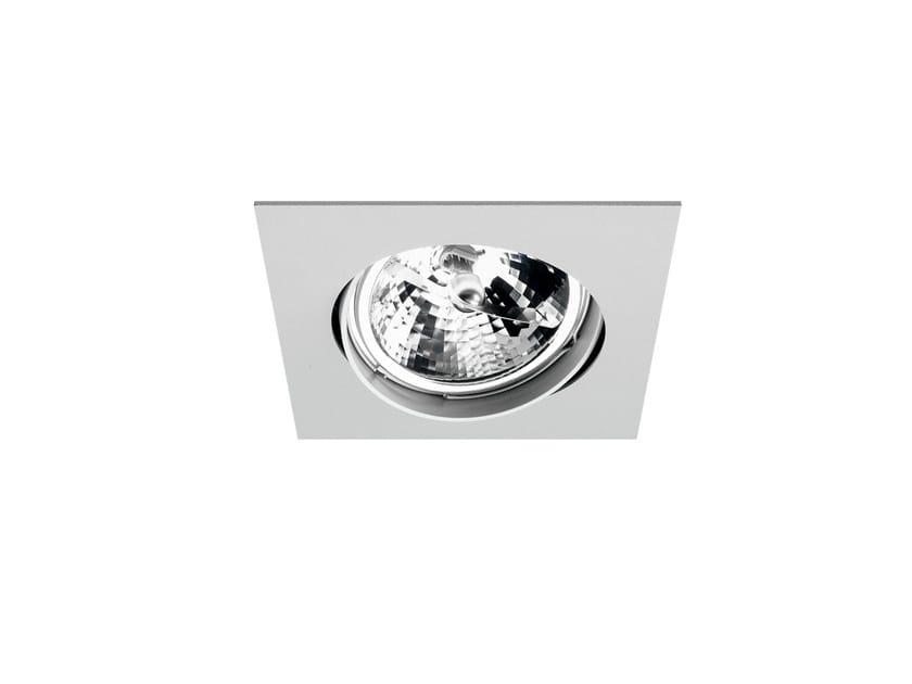 Adjustable spotlight 611.1 by ONOK Lighting