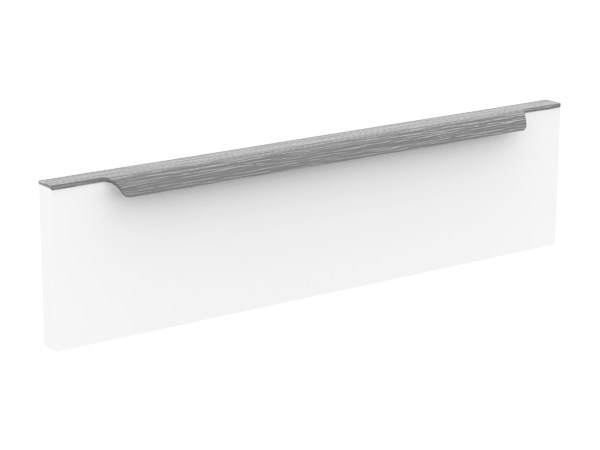 Contemporary style aluminium Furniture Handle 615 | Furniture Handle by Cosma