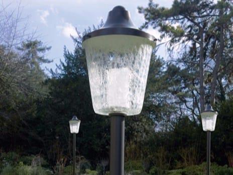Lampione da giardino in metallo 6216 | Lampione da giardino by Jean Perzel