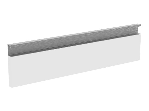 Contemporary style aluminium Furniture Handle 623   Furniture Handle by Cosma