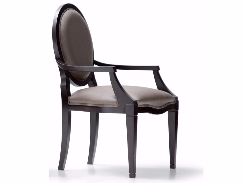 Medallion easy chair with armrests 6310/P | Easy chair by OPERA CONTEMPORARY