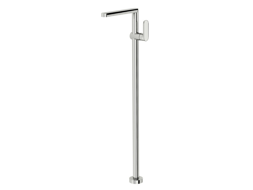 Floor standing washbasin mixer SMILE 64 - 6413008 by Fir Italia