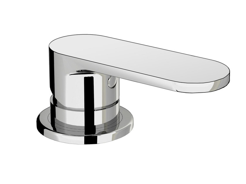 Deck-mounted remote control tap SMILE 64 - 6451050 by Fir Italia