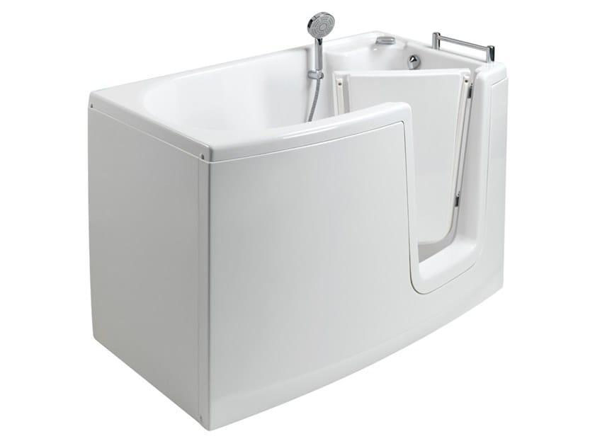 Vasche Da Bagno Vetroresina : Vasca da bagno in vetroresina con porta 654 vasca da bagno ponte