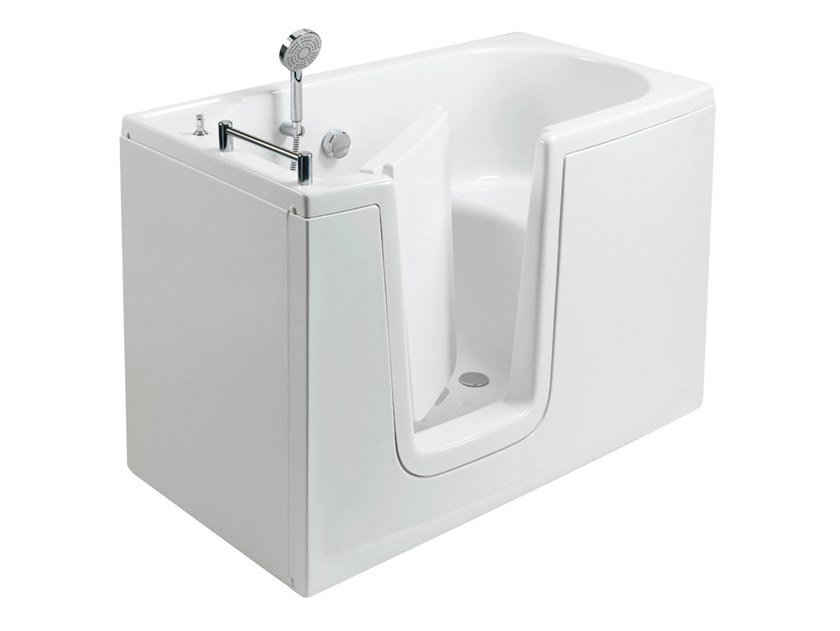 Vasche Da Bagno In Vetroresina Misure : Vasca da bagno by ponte giulio