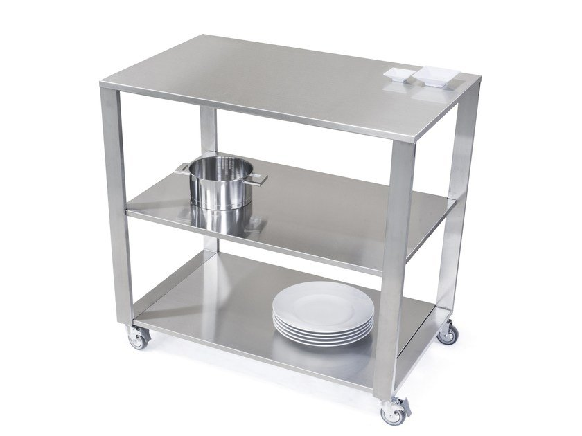 669100Modulo Cucina Freestanding Inox Jokodomus Acciaio In eEdxrBoCWQ