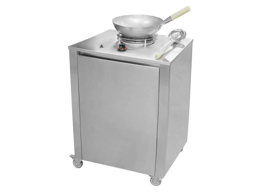 Stainless steel kitchen unit 679131 | Kitchen unit by JOKODOMUS