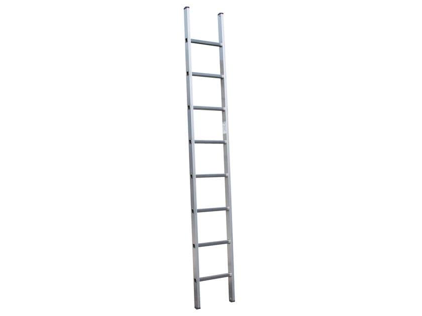 Aluminium heavy duty ladder 680 by Frigerio Carpenterie