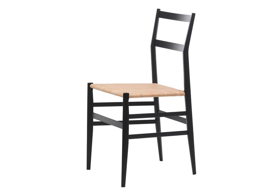 Ash chair 699 SUPERLEGGERA by Cassina
