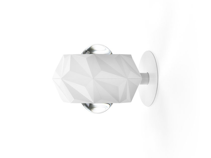 LED adjustable wall lamp 6TH ELEMENT /W by INDELAGUE   ROXO Lighting