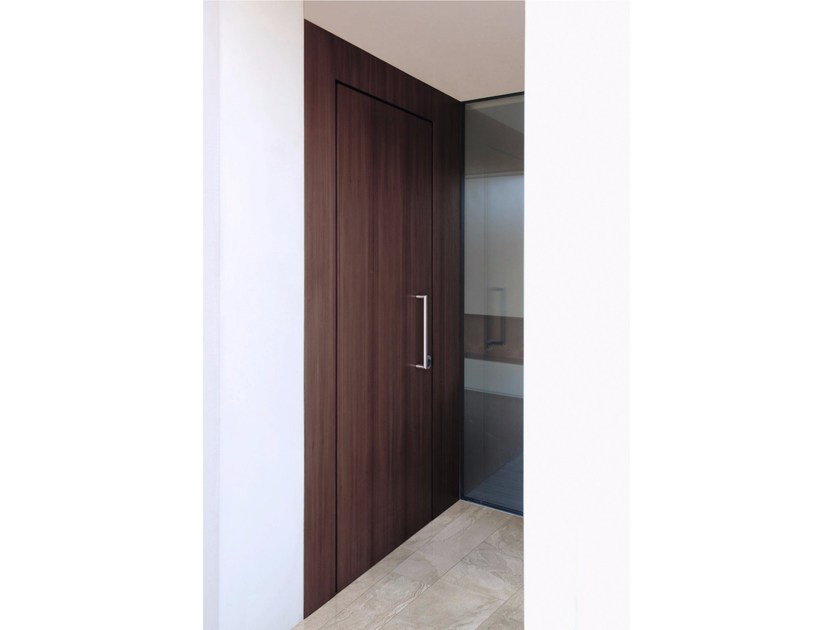 Flush-fitting safety door MONOLITE RM -15.2005 MRM6 by Bauxt