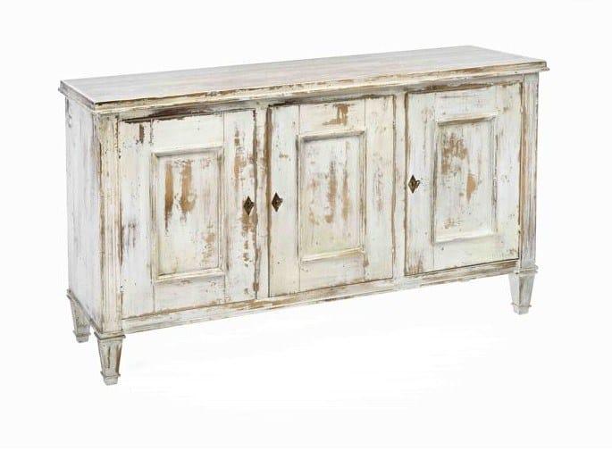 Louis XVI wooden sideboard 7047 | Sideboard by BUYING & DESIGN