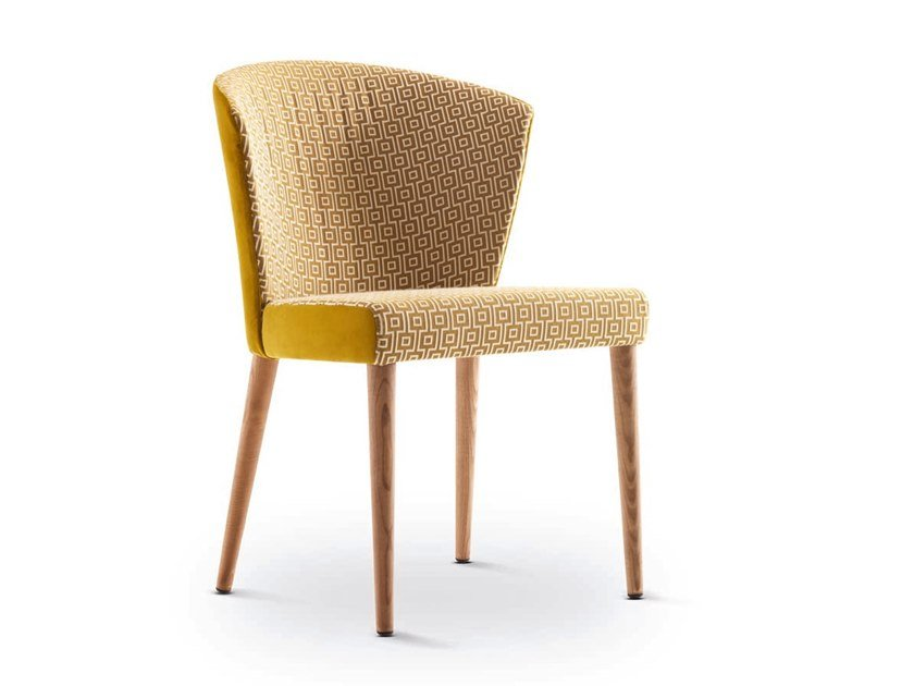 Fabric chair YORK - 712401 | Chair by Grilli