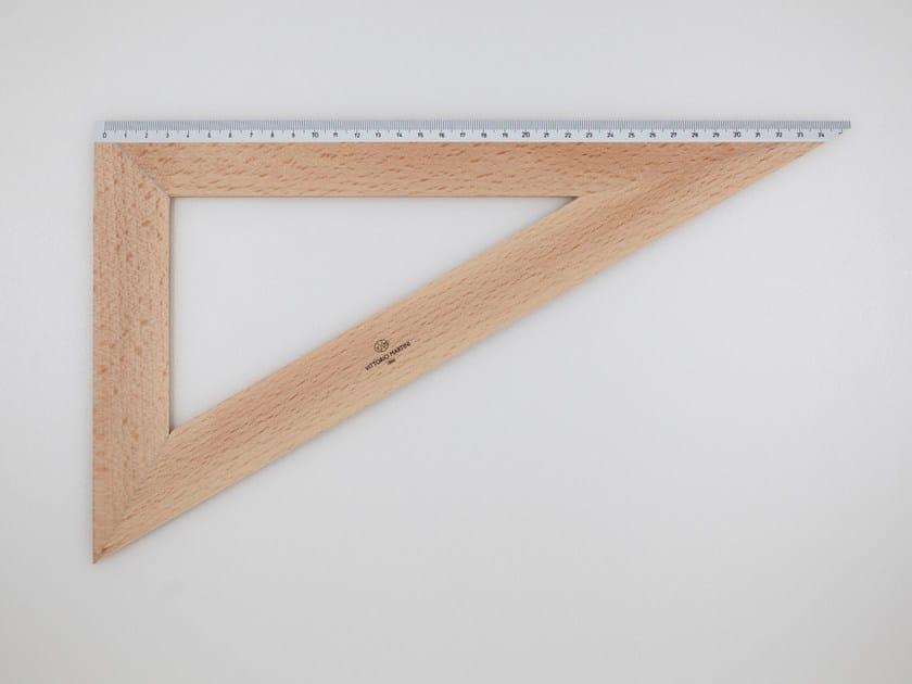 Wooden square 71G35 | Wooden square by VITTORIO MARTINI