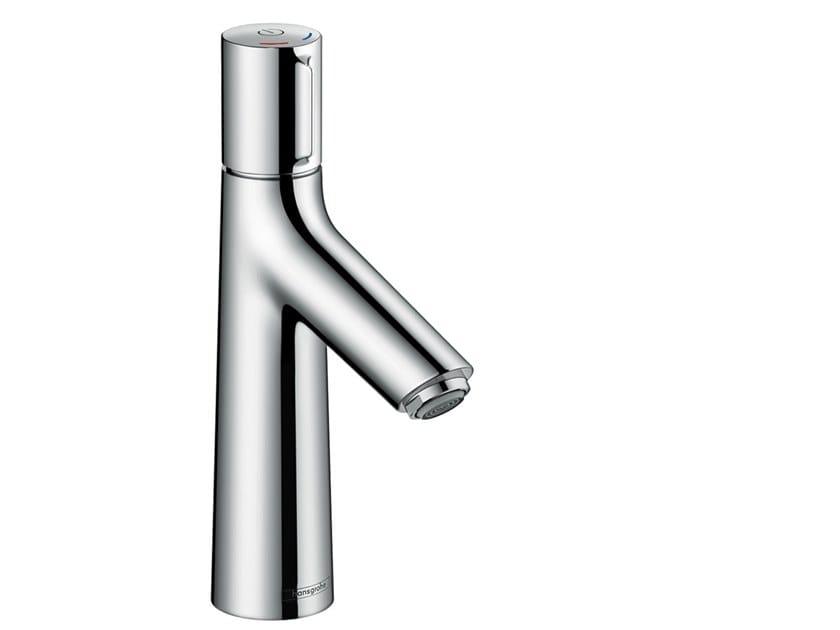 Countertop single handle washbasin mixer TALIS SELECT S 100 by hansgrohe