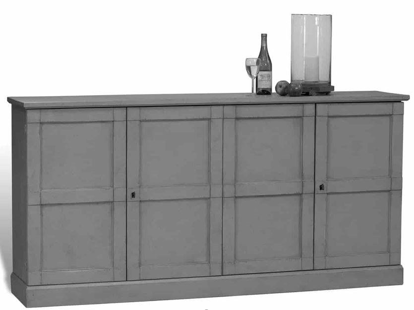 Wooden sideboard with doors 7277 | Sideboard by BUYING & DESIGN