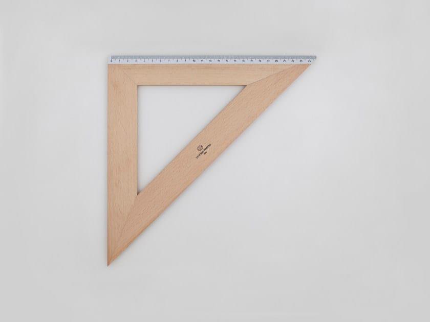Wooden square 72G35 | Wooden square by VITTORIO MARTINI